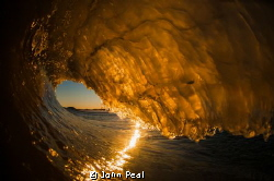 Standing outside the Reef in a sandy spot. I took over 10... by John Peal 